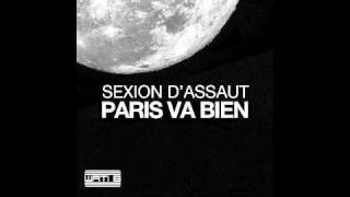 """Sexion D'Assaut   Paris Va Bien    LE CDDVD """"EN ATTENDANT L'APOGEE"""" DiSPO LE 4 AVRIL"""