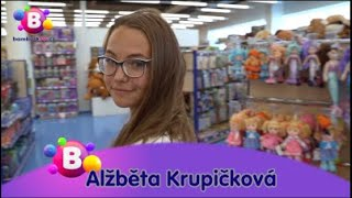 11. Alžběta Krupičková - dejte jí svůj hlas