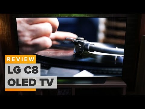 LG C8 OLED TV review: Yep, it's the best