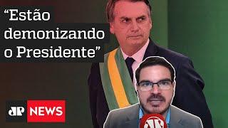 Constantino: Não parece que é Bolsonaro o obcecado com 2022