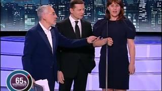 Ляшко з жінкою повиганяли політиків з «Шустер - лайв»