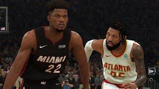 NBA Tuesday 12/10 Miami Heat vs Atlanta Hawks Full Game - NBA 2K20