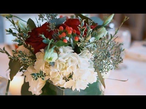 8 Winter Wedding Flower Tips | Wedding Flowers