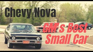 Chevy Nova:   GMs Best Small Car