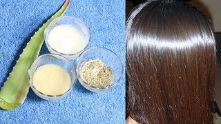 How To Use Aloe Vera Gel For Hair Growth || Top 3 Remedies For Hair Growth