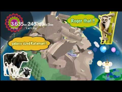 Видео № 0 из игры Katamari Forever [PS3]