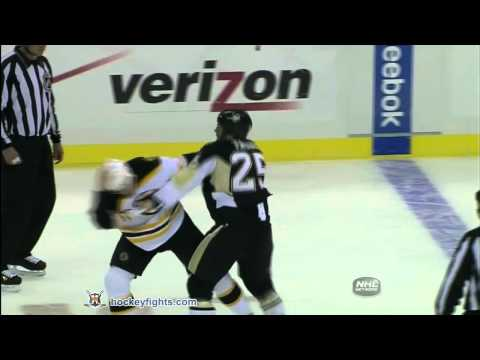 Max Talbot vs. Gregory Campbell