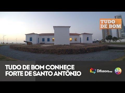 Tudo de Bom: Forte de Santo Antônio da Barra