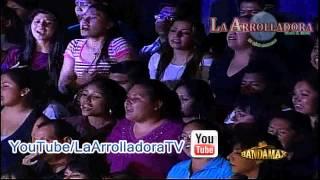 La Calabaza-La Arrolladora de Rene Camacho-En Vivo Pá La Banda Night Show
