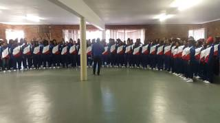 Tut mass choir satica 2016