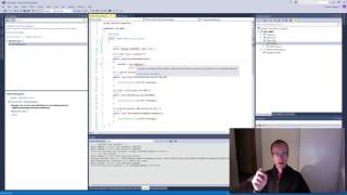 Behaviour Driven Development with Visual Studio - 2. First scenario and first test