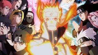 Naruto vs Sasuke Full Fight [English Dub]