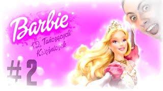 KAROLEK NA FREESTYLU !!??   Barbie i 12 Tańczących Księżniczek #2