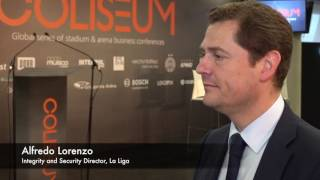 Two Minutes With: Alfredo Lorenzo, Security & Integrity Director, La Liga