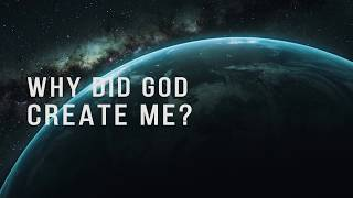 Ezequiel Stelzer Why Did God Create Me?