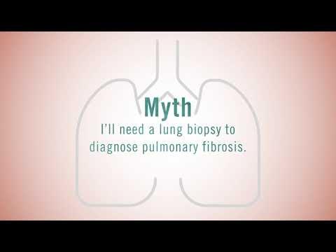 Myth #2: I'll Need A Lung Biopsy To Diagnose Pulmonary Fibrosis