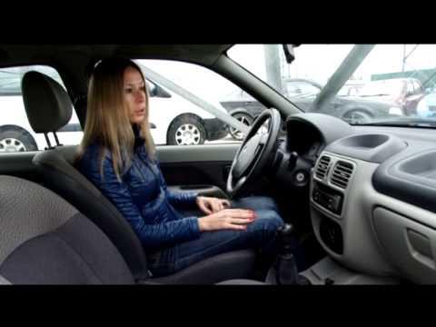 Фото к видео: Подержанные автомобили - Renault Symbol 2004г.