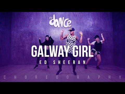 Galway Girl - Ed Sheeran (Choreography) FitDance Life (видео)