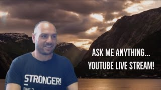 Ask Antranik Anything: Diet, Nutrition, Strength/Flexibility Training, Motivation, Mental Challenges