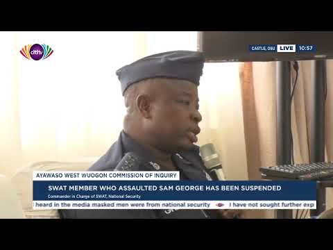 Hot Video: DSP talks about the wow moment when arrests were made during Ayawaso by-elections