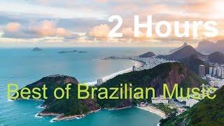 Brazilian, Brazilian Music: 2 Hours of Brazil Music (Brazilian Jazz Music Instrumental)
