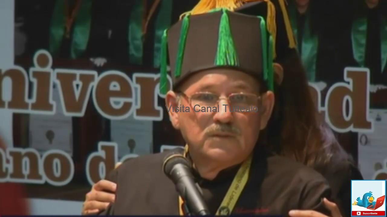 Hipólito Mora recibe Doctorado Honoris Causa en el Senado de la República