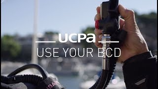 Diving tutorial UCPA #5 - How to use your BCD (jacket)