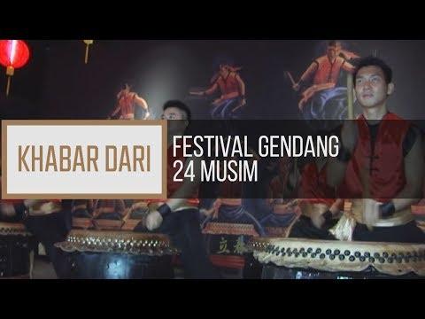Khabar Dari Johor: Festival Gendang 24 Musim