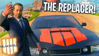 How to Unlock THE REPLACER Outfit in Blackout! - NEW Replacer Bundle in Black Ops 4 (BO4 Update)