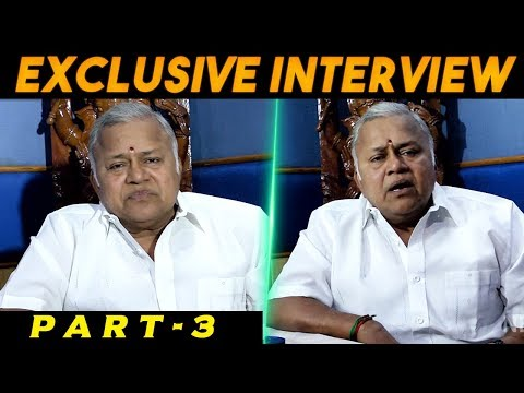 Radha Ravi Open Heart Interview ..