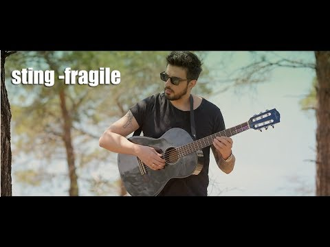 Sting - Fragile (cover by Merab Amzoevi )