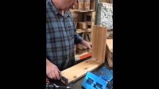 Building Your Own Beehive Eco Bee Box