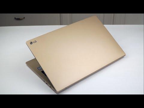"""LG Gram 15 Review - World's Lightest 15"""" Laptop"""