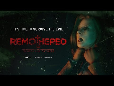 Remothered: Tormented Fathers - Official Trailer thumbnail