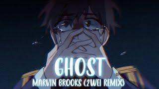 Nightcore - Ghost by Marvin Brooks (2WEI Remix) [Lyrics]