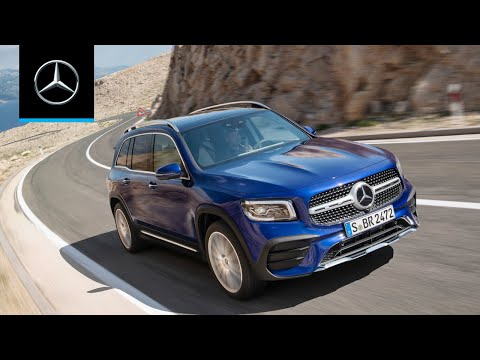 Mercedes-Benz GLB (2020): World Premiere | Trailer
