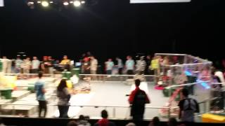 preview picture of video 'FRC Team 5135 Recycle Rush 2015 Israel Regional part 7'