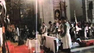 preview picture of video 'Jura Templaria, Caballeros Templarios  Rubielos de Mora'