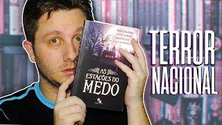Para ler: As Estações do Medo + Sorteio | MEROS DEVANEIOS por Meros Devaneios • Diego Transpadini