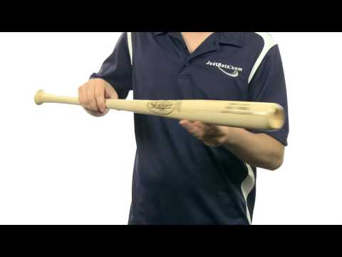 Louisville Slugger MLB Prime Maple Natural High Gloss Wood Bat: WBVM110-NG Adult
