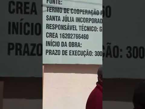 Lideranças denunciam uso de caminhão da prefeitura da Prata em empresa ligada ao prefeito