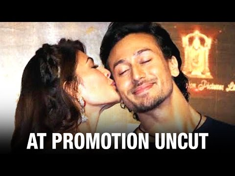 Uncut Tiger Shroff and Jacqueline Fernandez Promote A Flying Jatt | Swachh Bharat Abhiyan