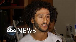 How Colin Kaepernick Went From Football Star To Civil Rights Icon | Nightline
