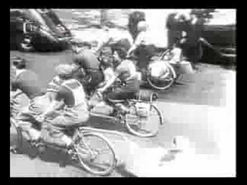 1940s Video Shows Off Crazy Bike Innovations