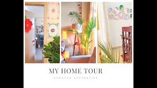 My Home Tour | Rental Apartment Decor | Indian Home Styling |
