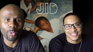 J.I.D   NEVER (REACTION!!!)