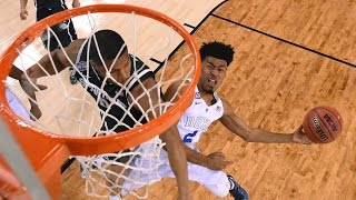 Final Four: Duke Cruises Past Michigan State