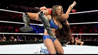All Nikki Bella Rack Attacks (Argentine Backbreaker)