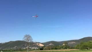 Forza 700 SPEED geflogen von Pascal Richter beim Vatertags-Helitreffen in Heidelberg 2016