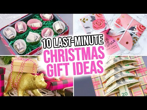 10 Last-Minute DIY Christmas Gift Ideas – HGTV Handmade